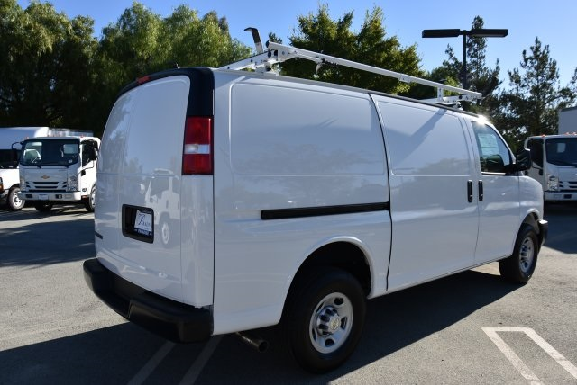 2018 Express 2500 4x2,  Masterack Upfitted Cargo Van #M18889 - photo 9