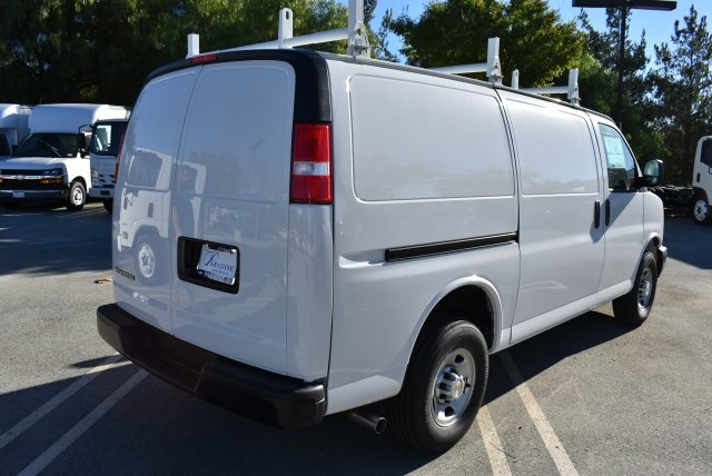2018 Express 2500 4x2,  Masterack Upfitted Cargo Van #M18917 - photo 7