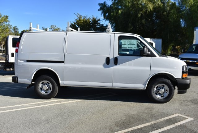 2018 Express 2500 4x2,  Masterack Upfitted Cargo Van #M18917 - photo 8