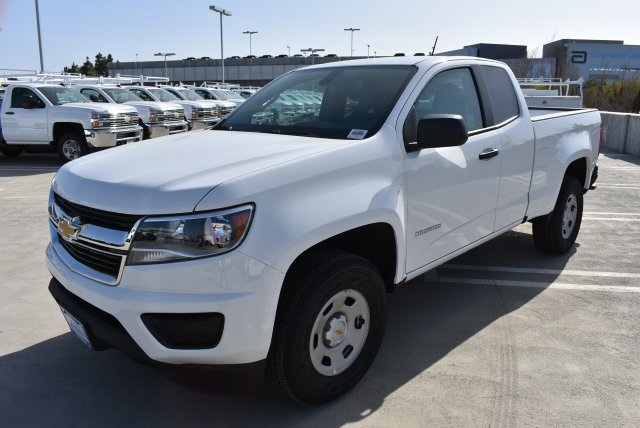 2018 Colorado Extended Cab 4x2,  Pickup #M18925 - photo 4
