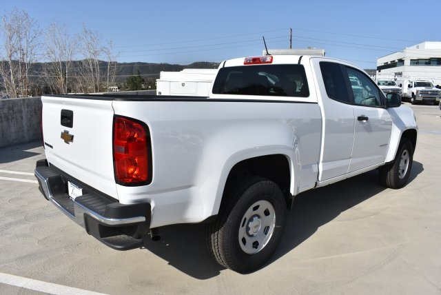 2018 Colorado Extended Cab 4x2,  Pickup #M18925 - photo 2