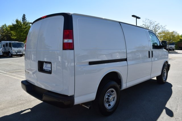 2018 Express 2500 4x2,  Masterack Upfitted Cargo Van #M18942 - photo 9