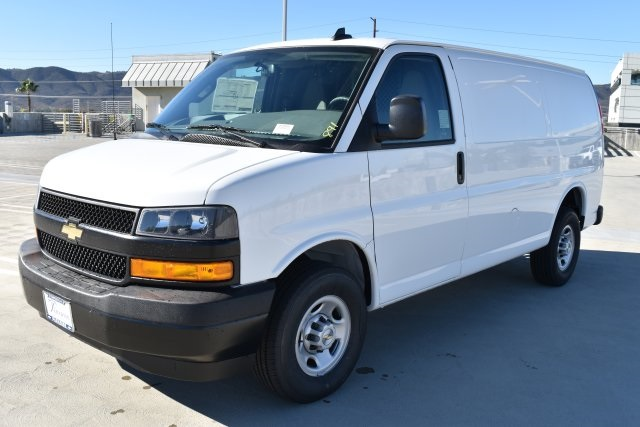 2018 Express 2500 4x2,  Masterack Upfitted Cargo Van #M18949 - photo 5