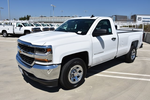 2018 Silverado 1500 Regular Cab 4x2,  Pickup #M18952 - photo 5