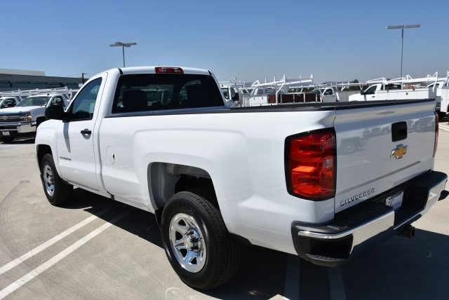 2018 Silverado 1500 Regular Cab 4x2,  Pickup #M18952 - photo 7