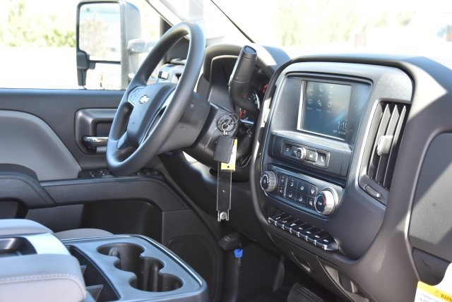 2019 Silverado 2500 Crew Cab 4x2,  Harbor Utility #M19005 - photo 15