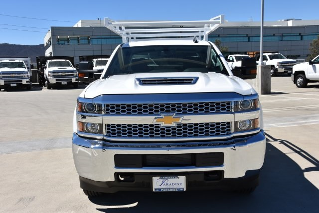 2019 Silverado 2500 Crew Cab 4x2,  Harbor TradeMaster Utility #M19005 - photo 4