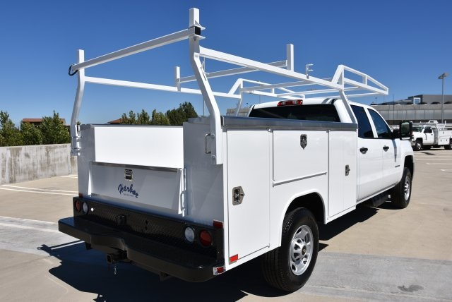 2019 Silverado 2500 Crew Cab 4x2,  Harbor TradeMaster Utility #M19005 - photo 2