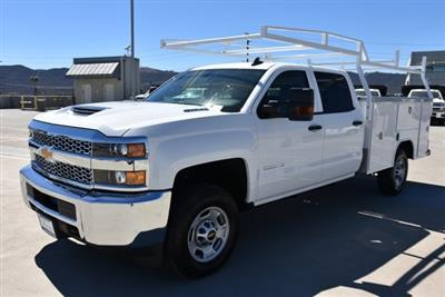 2019 Silverado 2500 Crew Cab 4x2,  Harbor TradeMaster Utility #M19005 - photo 5
