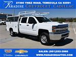 2019 Silverado 2500 Crew Cab 4x2,  Harbor TradeMaster Utility #M19005 - photo 1