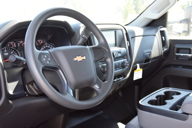 2019 Silverado 3500 Crew Cab DRW 4x2,  Harbor Contractor Body #M19009 - photo 20