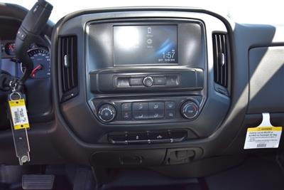 2019 Silverado 3500 Crew Cab DRW 4x2,  Harbor Standard Contractor Body #M19009 - photo 23