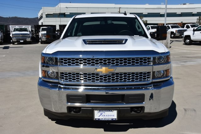2019 Silverado 2500 Crew Cab 4x2,  Harbor Utility #M19011 - photo 4