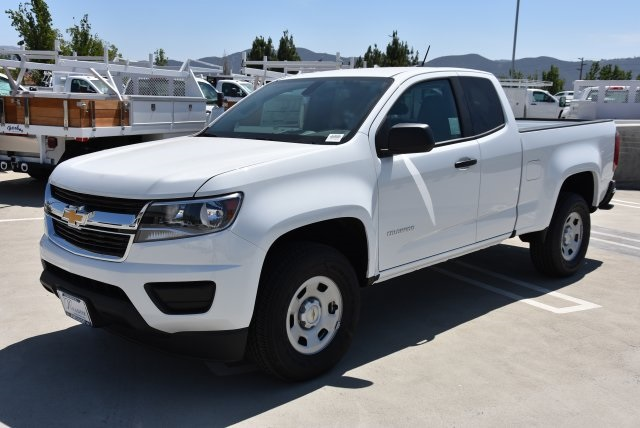 2019 Colorado Extended Cab 4x2,  Pickup #M19021 - photo 5