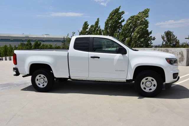 2019 Colorado Extended Cab 4x2,  Pickup #M19026 - photo 9