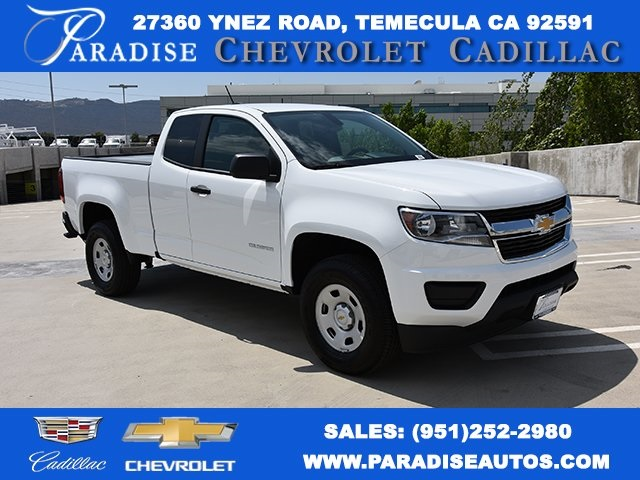 2019 Colorado Extended Cab 4x2,  Pickup #M19027 - photo 1