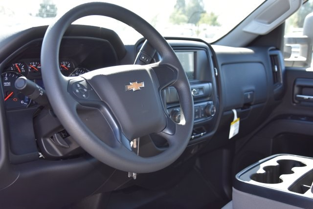 2019 Silverado 3500 Crew Cab 4x2,  Pickup #M19046 - photo 12