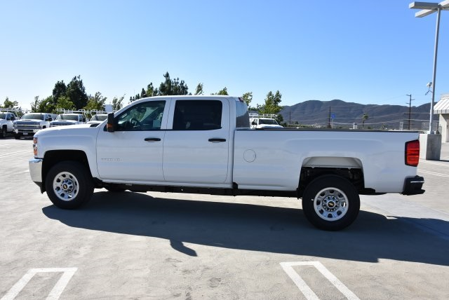 2019 Silverado 3500 Crew Cab 4x2,  Pickup #M19046 - photo 4