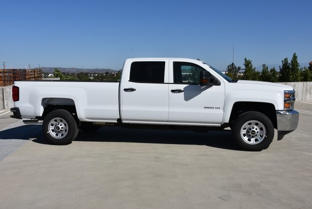 2019 Silverado 3500 Crew Cab 4x2,  Pickup #M19046 - photo 6