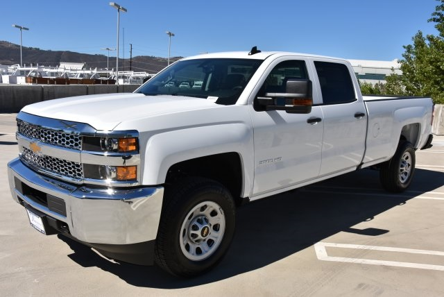 2019 Silverado 3500 Crew Cab 4x2,  Pickup #M19047 - photo 5