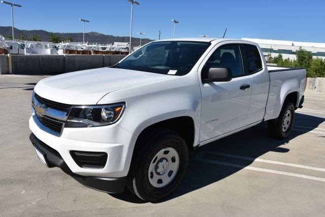 2019 Colorado Extended Cab 4x2,  Pickup #M19054 - photo 5