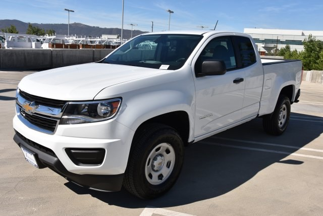 2019 Colorado Extended Cab 4x2,  Pickup #M19066 - photo 5