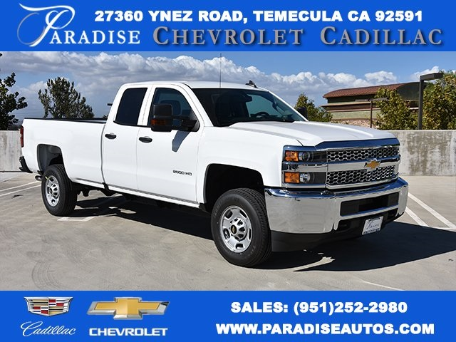 2019 Silverado 2500 Double Cab 4x2,  Pickup #M19081 - photo 1