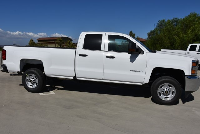 2019 Silverado 2500 Double Cab 4x2,  Pickup #M19081 - photo 9