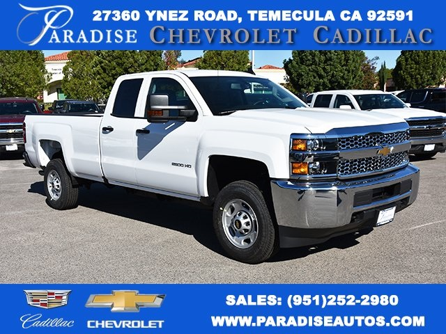 2019 Silverado 2500 Double Cab 4x2,  Pickup #M19088 - photo 1