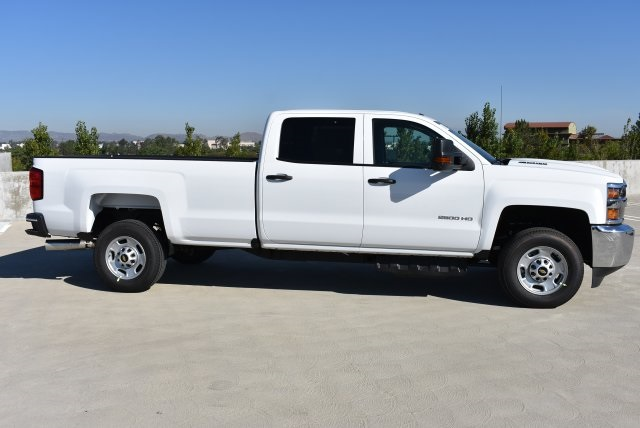 2019 Silverado 2500 Crew Cab 4x2,  Pickup #M19090 - photo 8