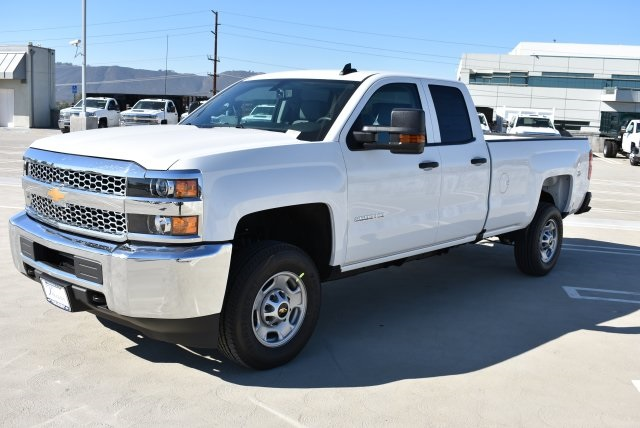 2019 Silverado 2500 Double Cab 4x2,  Pickup #M19095 - photo 5