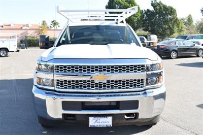 2019 Silverado 2500 Double Cab 4x2,  Harbor TradeMaster Utility #M19098 - photo 4