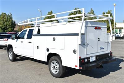 2019 Silverado 2500 Double Cab 4x2,  Harbor TradeMaster Utility #M19098 - photo 7