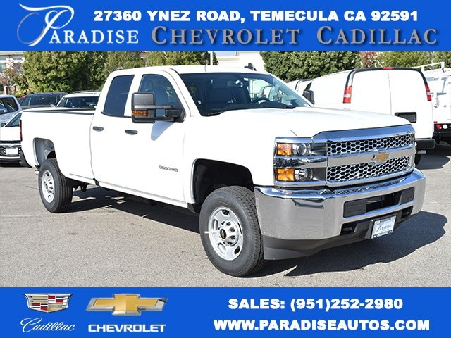 2019 Silverado 2500 Double Cab 4x2,  Pickup #M19107 - photo 1