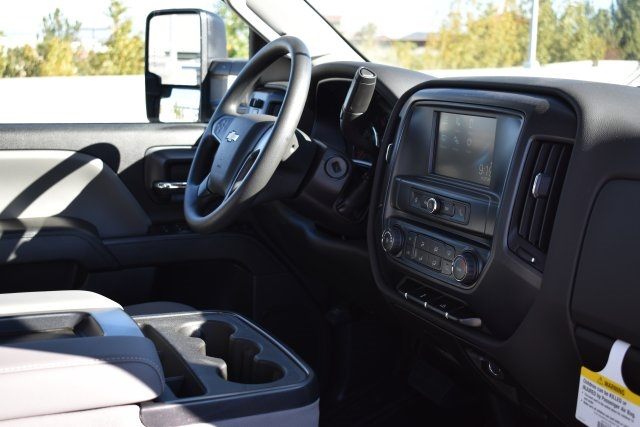 2019 Silverado 2500 Double Cab 4x2,  Royal Service Body Utility #M19134 - photo 15