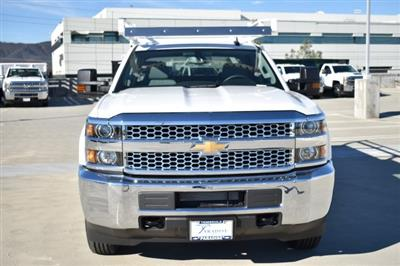 2019 Silverado 2500 Double Cab 4x2,  Royal Service Body Utility #M19134 - photo 4
