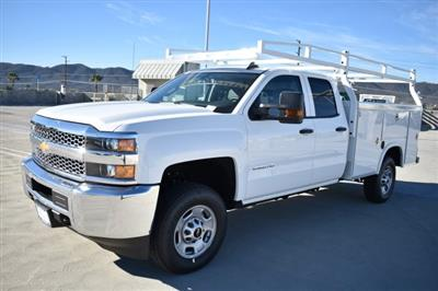 2019 Silverado 2500 Double Cab 4x2,  Royal Service Body Utility #M19134 - photo 5