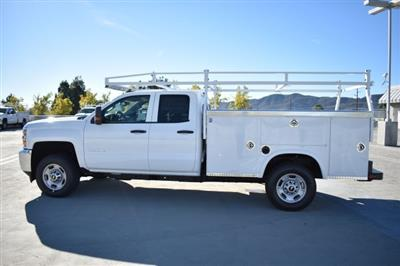 2019 Silverado 2500 Double Cab 4x2,  Royal Service Body Utility #M19134 - photo 6
