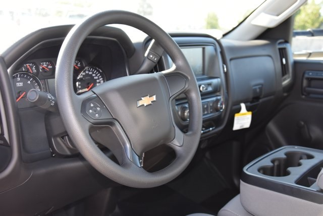 2019 Silverado 3500 Regular Cab DRW 4x2,  Royal Flat/Stake Bed #M19141 - photo 13