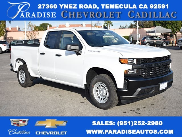 2019 Silverado 1500 Double Cab 4x2,  Pickup #M19170 - photo 1
