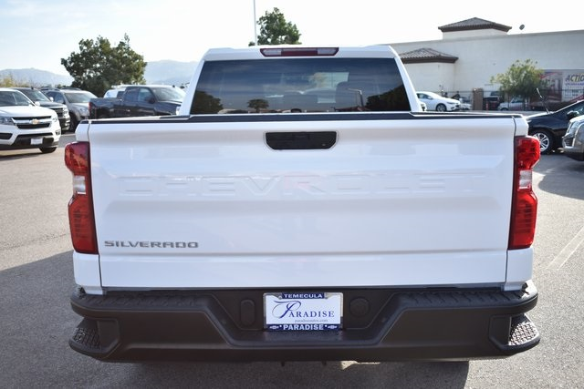 2019 Silverado 1500 Double Cab 4x2,  Pickup #M19170 - photo 9
