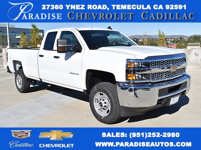 2019 Silverado 2500 Double Cab 4x2,  Pickup #M19173 - photo 1