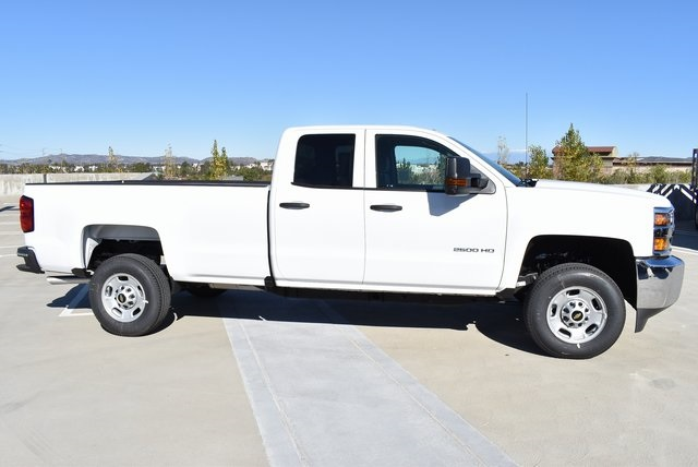 2019 Silverado 2500 Double Cab 4x2,  Pickup #M19173 - photo 10