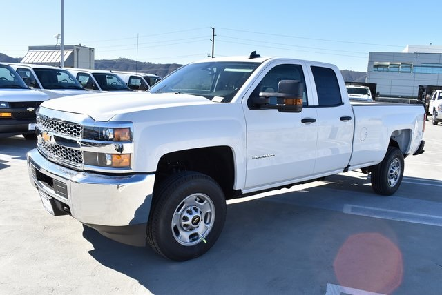 2019 Silverado 2500 Double Cab 4x2,  Pickup #M19173 - photo 6