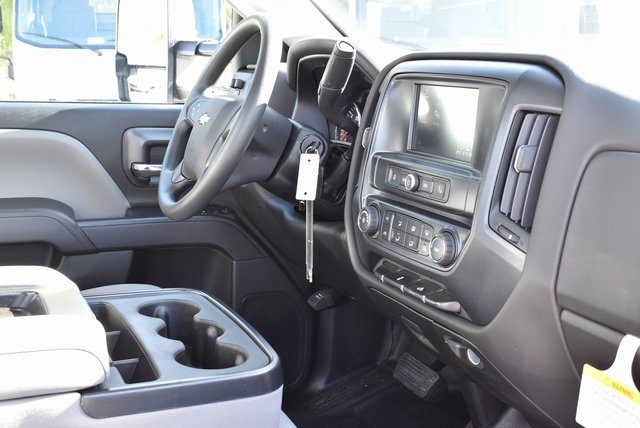 2019 Silverado 3500 Regular Cab DRW 4x2,  Royal Platform Body #M19187 - photo 11