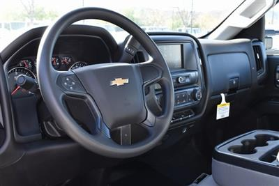 2019 Silverado 3500 Regular Cab DRW 4x2,  Royal Platform Body #M19187 - photo 14