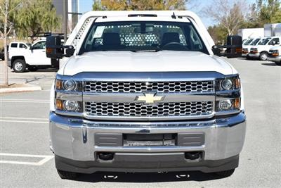 2019 Silverado 3500 Regular Cab DRW 4x2,  Royal Platform Body #M19187 - photo 5