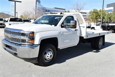 2019 Silverado 3500 Regular Cab DRW 4x2,  Royal Platform Body #M19187 - photo 6