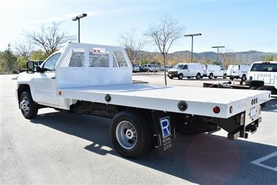 2019 Silverado 3500 Regular Cab DRW 4x2,  Royal Platform Body #M19187 - photo 8