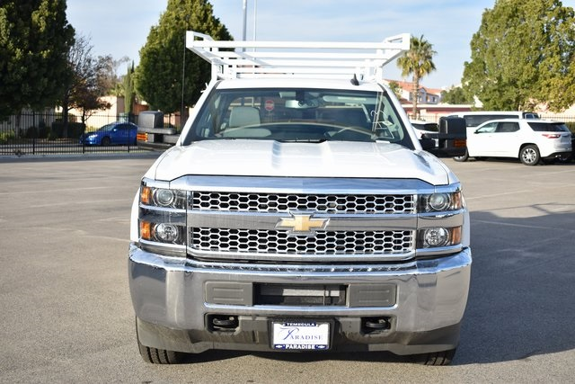 2019 Silverado 2500 Double Cab 4x4,  Harbor TradeMaster Utility #M19204 - photo 5